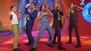 """היי פייב - """"כולם רוקדים עכשיו"""" (מתוך תגלית השנה) - 1998"""