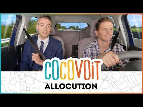 Cocovoit - Allocution
