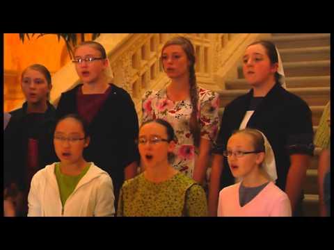 Welcome Faith Builders Christian School Choir