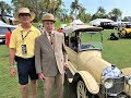 Migz interviews Dick Marr with his 1914 Buick Cycle Car