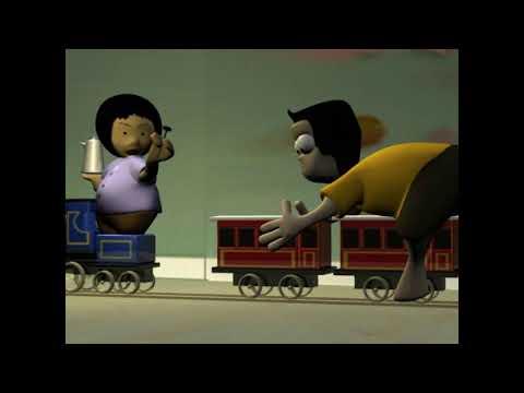 Train Chase