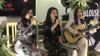 Music Acoustic Coffe Ban Mê  || Ca Dao Mẹ ( Bạch Vũ - Tuyết Nhung -  Lệ Hồng - Cover ) [ HD ]
