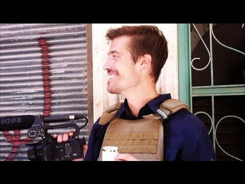 EXCLUSIVE VIDEO: Who Killed James Foley? Guardian Journalist Martin Chulov