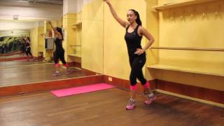 Passo base del cha cha cha: come ballare per dimagrire gambe e glutei con esercizi a casa