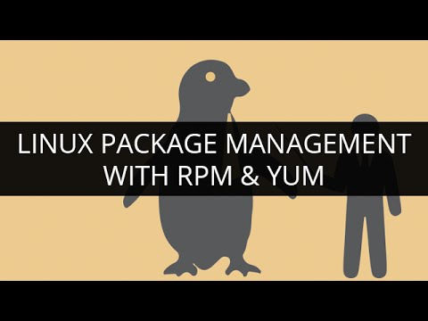 Linux Package Management with RPM and YUM | Linux Tutorial for Beginners | Edureka