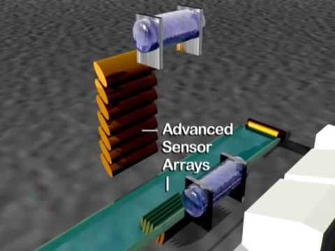 cara kerja mesin X-ray di Bandara - YouTube