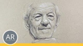 Porträt zeichnen - lerne genial einfach Portrats zeichnen. Online Portrait Zeichenkurs Akademie Ruhr