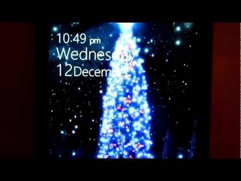Real Winter Snowfall Live Wallpaper For Android