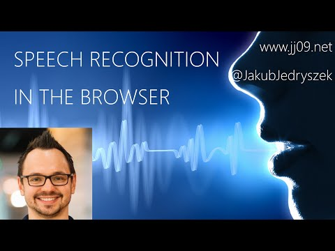 Speech Recognition in the Browser