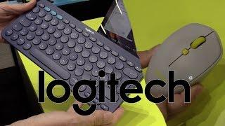 Logitech K380 Tastatur & M535 Maus   Deutsch   NewGadgets.de