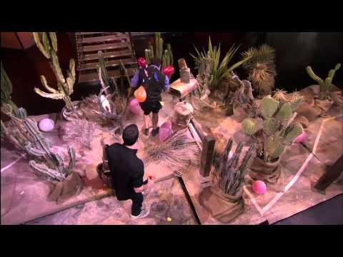 Cactus Maze 3 | Killer Karaoke