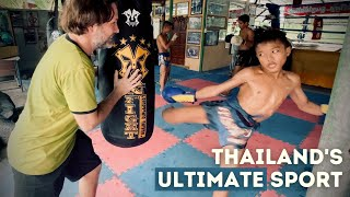 The Life of a Muay Thai Fighter - Part 1: The Early Years