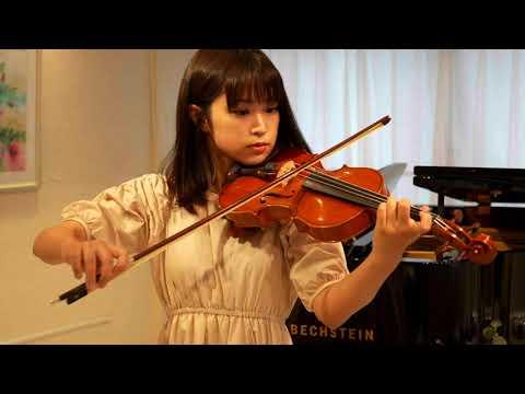 高松あい_violinYouTube投稿サムネイル画像