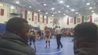 Brian Tennant 120 Sparta Highland Jeremy Ammons Kilted Klassic vs. Woodmore 12/8/18
