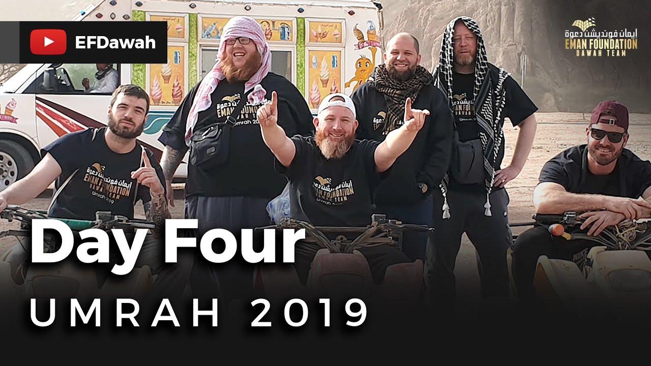 Umrah 2019 | Day Four
