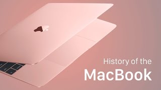 History of the MacBook