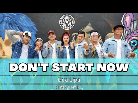 DON'T START NOW By: Dua Lipa (Theo Remix) |SOUTHVIBES|