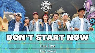 DON'T START NOW by: Dua Lipa (Theo Remix) |SOUTHVIBES|