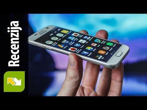 Samsung Galaxy S7 : Recenzija
