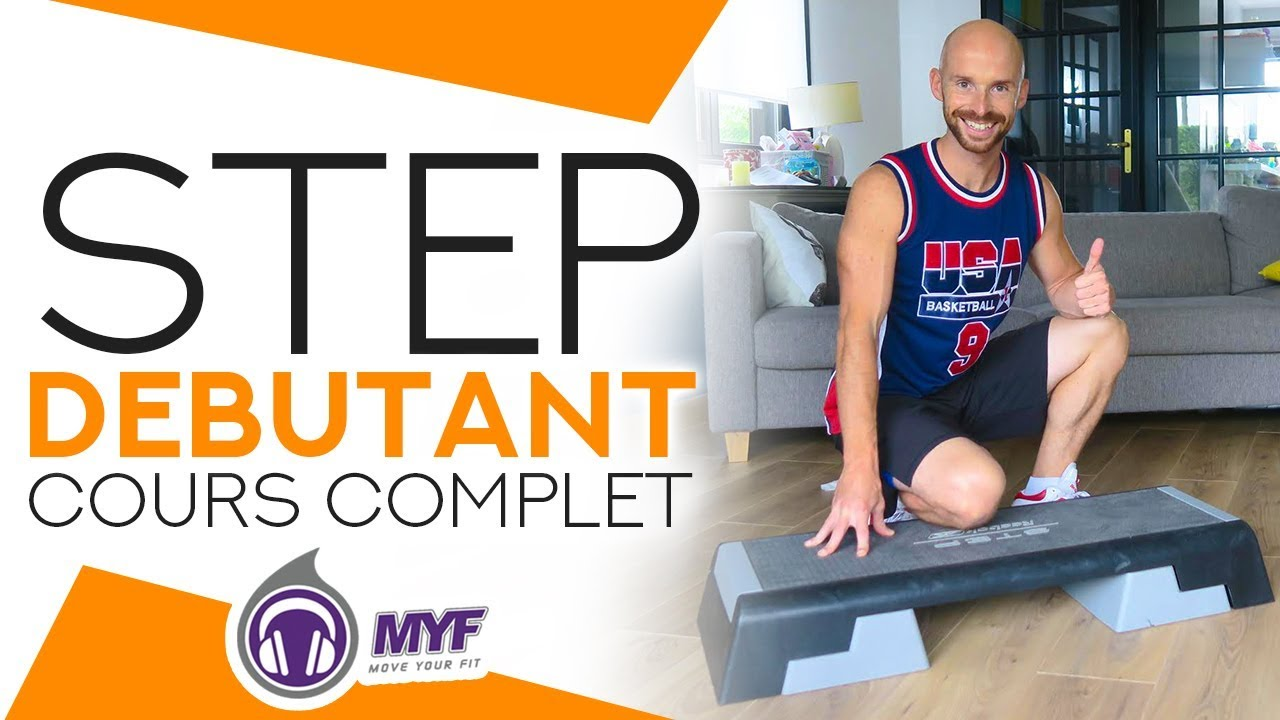 step debutant cours complet webs rie fitness transformation by myf 7 90 youtube. Black Bedroom Furniture Sets. Home Design Ideas