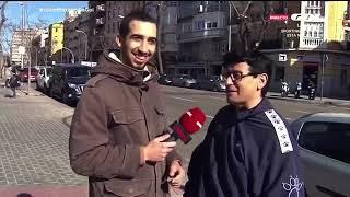 ¿Cómo se vive el derbi madrileño en la capital?
