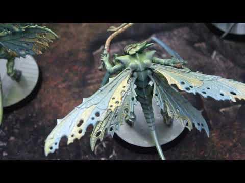 tyranid-shrikes--rainforest-grasshopper-style