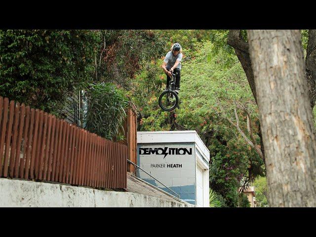 Demolition BMX: Parker Heath - Quick Fix