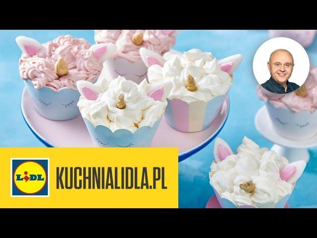 Muffinki Jednorozce Pawel Malecki Kuchnia Lidla Youtube