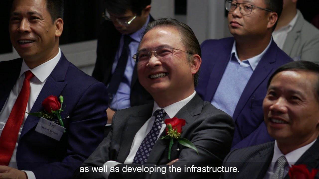 XAct Solutions Vietnam Embassy Event August 2019 (English Subtitles)