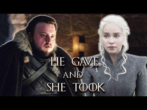 What Will Happen When Samwell Tarly Meets Daenerys Targaryen ? - Game Of Thrones Season 8