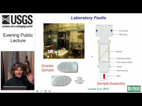 2017 February Evening Public Lecture — Geology Up-Close