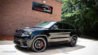 Gambar cover WhipAddict: Procharged Jeep Grand Cherokee SRT on Rucci Forged 24s by Kaotic Speed