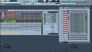 Repeat youtube video [Remake Request] The Aston Shuffle - Sunrise (Tommy Trash Version) FL Studio Remake {DaniGiunta}+FLP