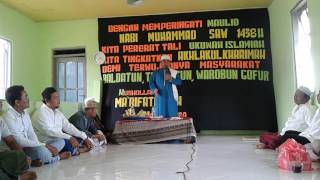 Ceramah Maulid Nabi Muhammad Saw