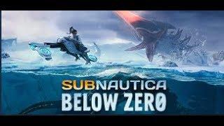 Трейлер Subnautica Below Zero