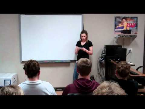 Persuasive speech about same sex marriage