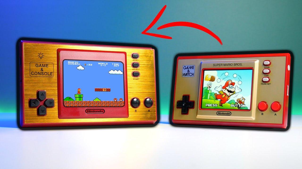 Unboxing $12 FAKE Nintendo Game & Watch