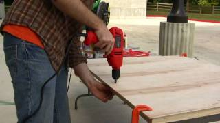 How To Cradle A Wood Panel Part 3 Hd!