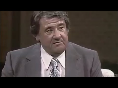 Buddy Hackett Dick Cavett 1980