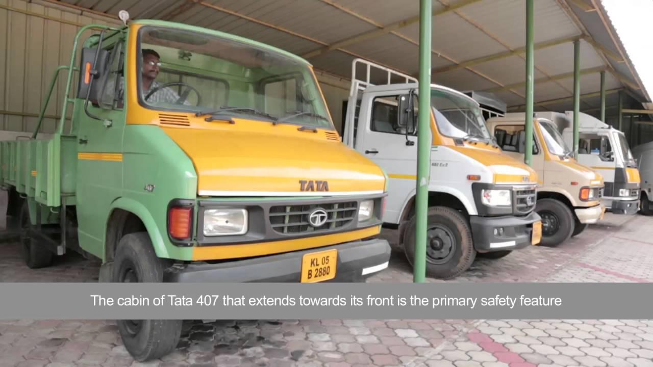 TATA 407: Babu Joseph shares his experience | Light Commercial Vehicle |  Customer Testimonial