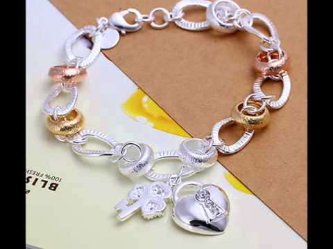 Cheap 925 Sliver Bracelet, Silver Jewelry Wholesale