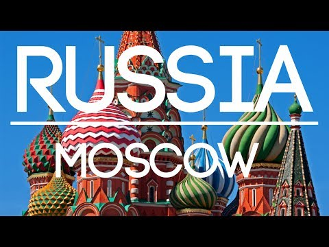 Studying Abroad in Moscow