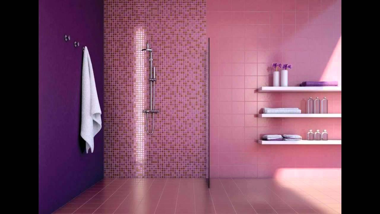 surprising pink bathroom design | Elegant Pink Bathroom Designs Ideas - AphoenixD - YouTube