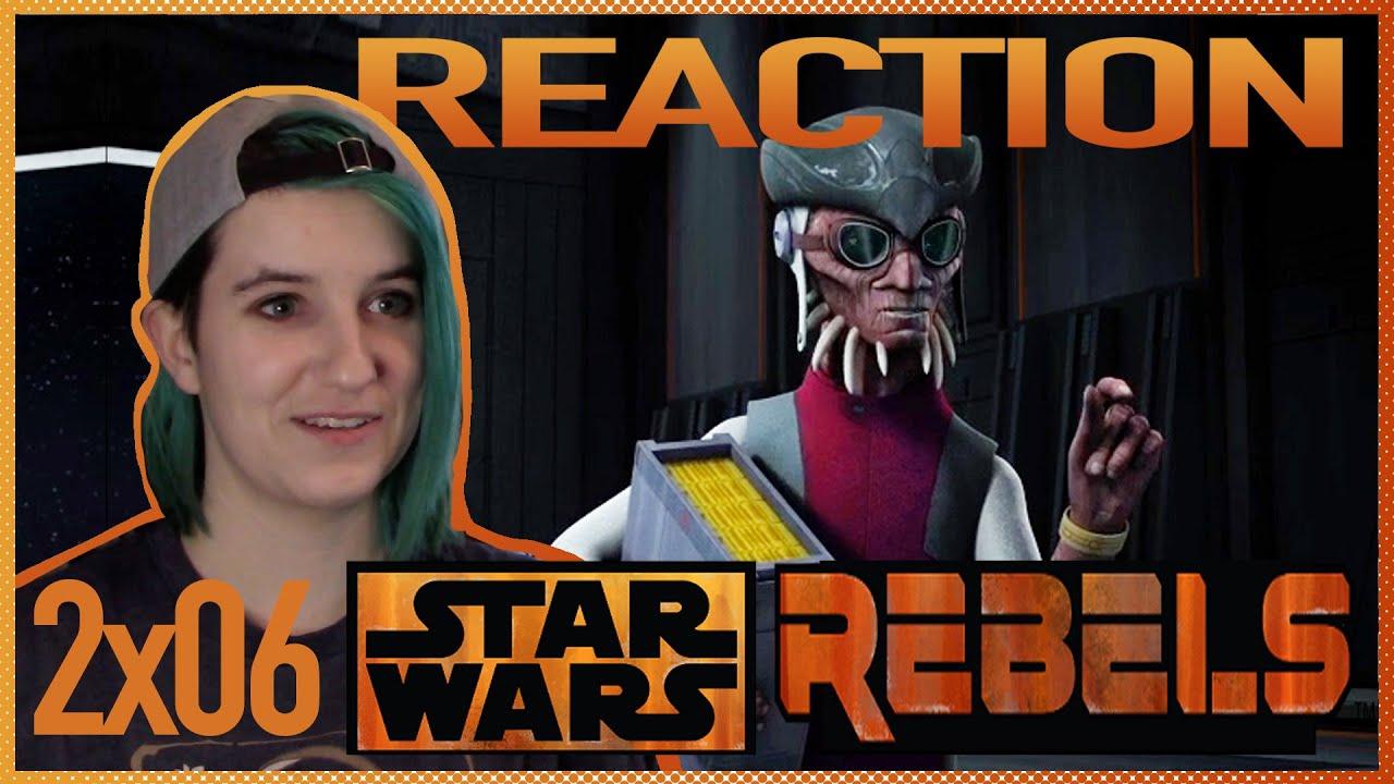 "Download Star Wars Rebels 2x06 REACTION ""Brothers of the Broken Horn"""