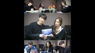 """Bride of the Water God"" Script Reading And BTS !!"