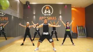 Zumba - Cool down -Alexandra Stan - Ecoute