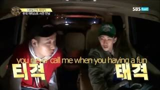 3 hottest Korean Rappers Carpool (Jay Park, Zico, Mino)