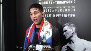 UFC 209: Albert Morales Has One Goal in Mind, Avenge Loss to Thomas Almeida