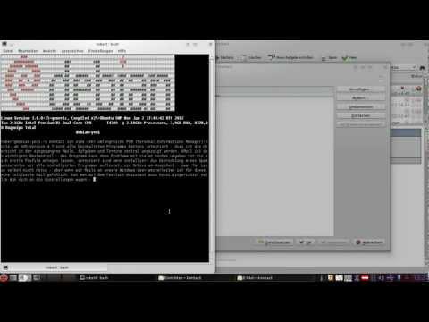Kontact - die KDE PIM-Suite.avi
