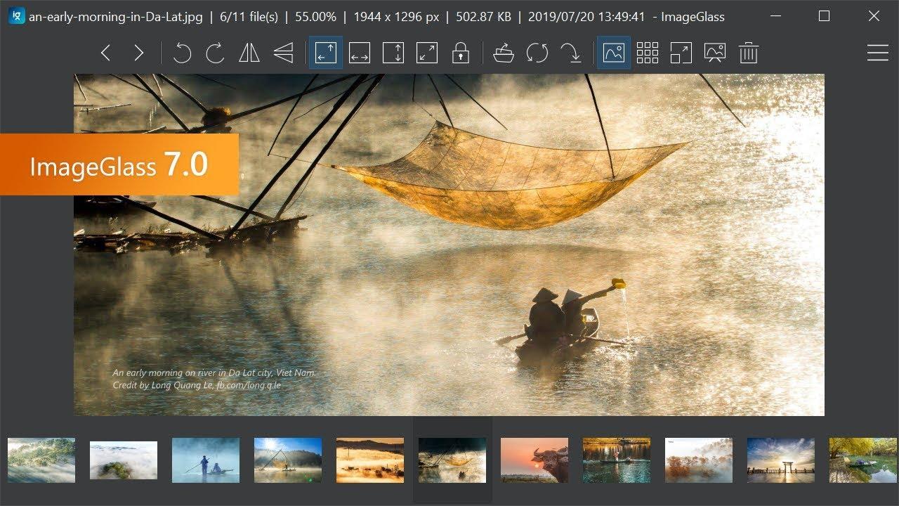 ImageGlass - A lightweight, versatile image viewer